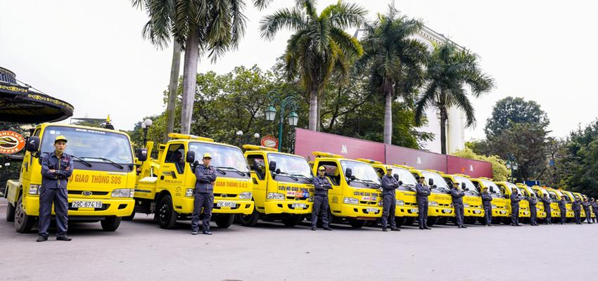 bảng giá dịch vụ cứu hộ giao thông - SOS