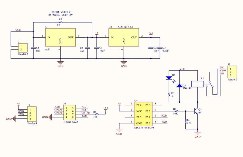 Hướng dẫn đọc sơ đồ mạch điện cơ bản