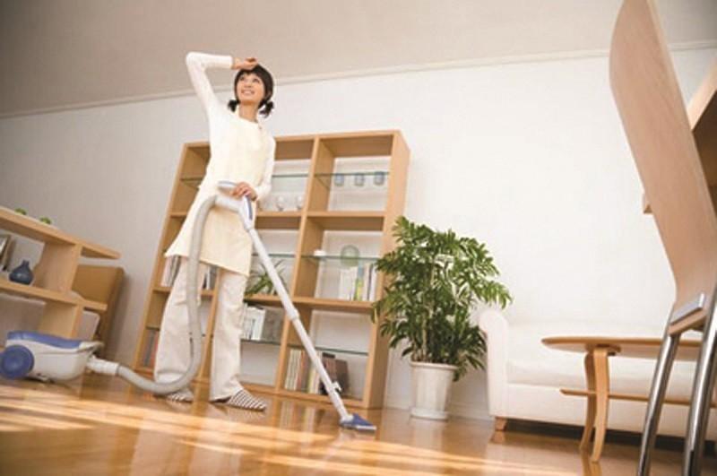 Nên lựa chọn người giúp việc nhà khỏe mạnh, có ngoại hình trung bình