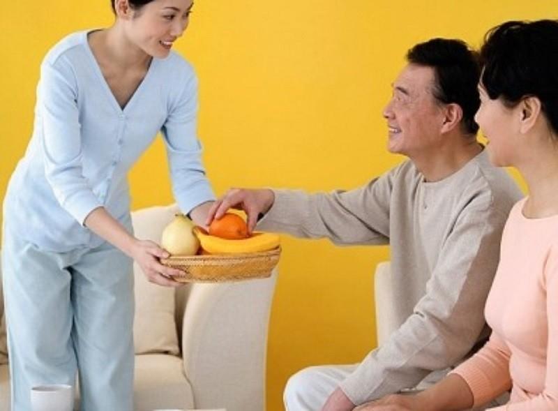 Nên thỏa thuận trước những công việc mà người giúp việc nhà phải làm
