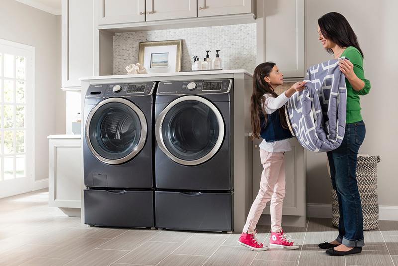 Làm thế nào để chọn máy giặt tiết kiệm nước