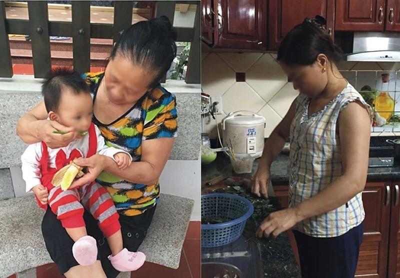 Người giúp việc không chỉ dọn dẹp, nấu cơm mà còn có thể trông con cho bạn