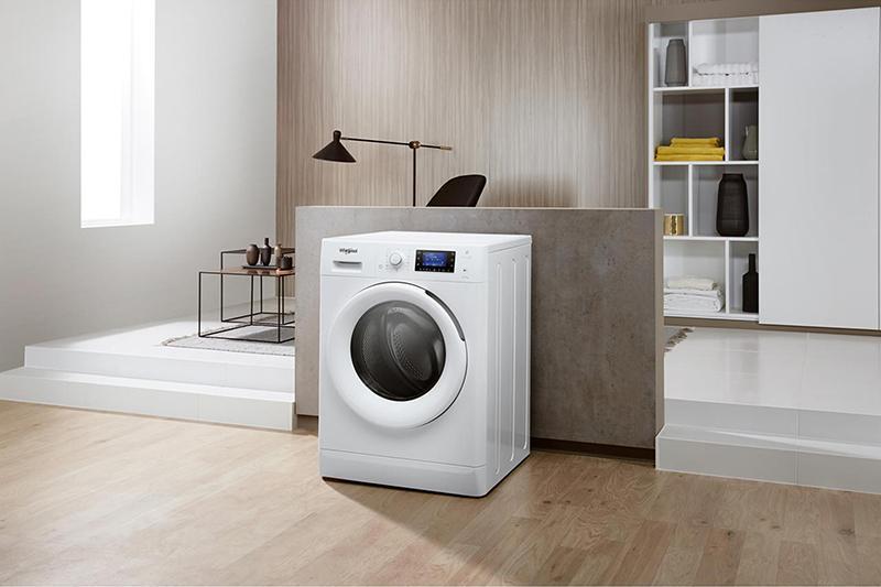Máy giặt cửa trước hay còn được gọi là máy giặt lồng ngang