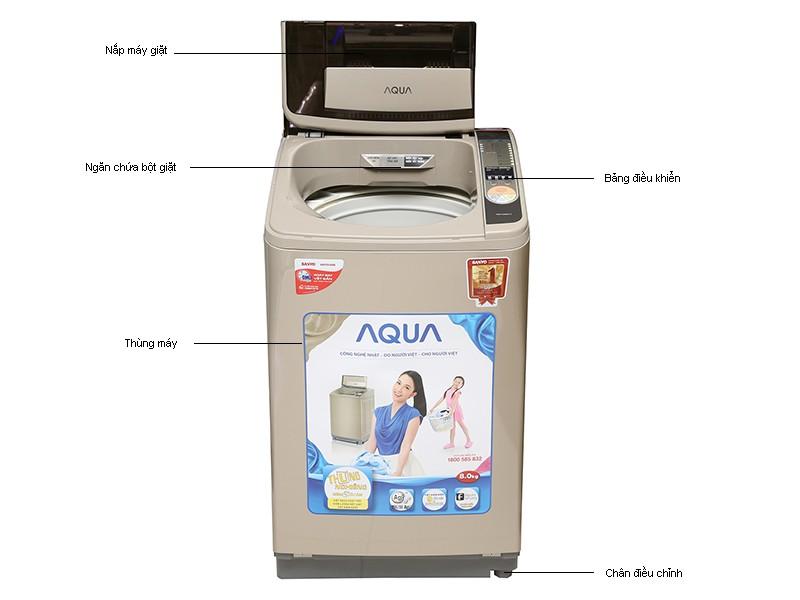 Máy giặt lồng nghiêng tối ưu hơn máy giặt lồng đứng