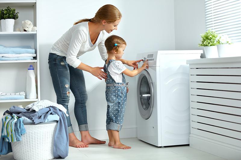 Phụ thuộc tiêu chí nào để chọn mua máy giặt ?