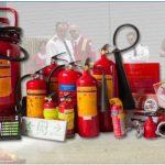 Kiểm Định Thiết Bị, Vật Tư Phòng Cháy Chữa Cháy