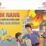 Những vật dụng cứu mạng cả gia đình khi chung cư bị cháy