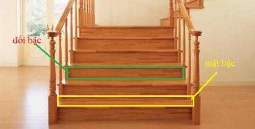 Đối bậc cầu thang