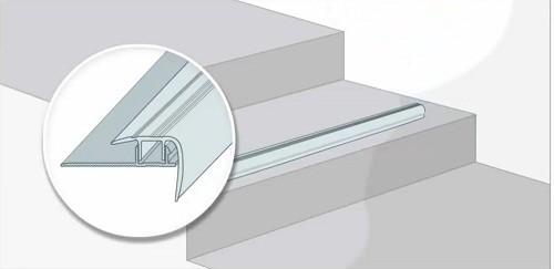 Hướng dẫn lắp đặt mặt bậc cầu thang gỗ - điều chỉnh nẹp